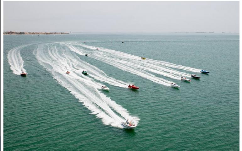Los italianos Maurizzio Schepizi y Massimo Capoferri se proclamaron campeones de Europa en la categoría reina de Endurance Offshore Clase B