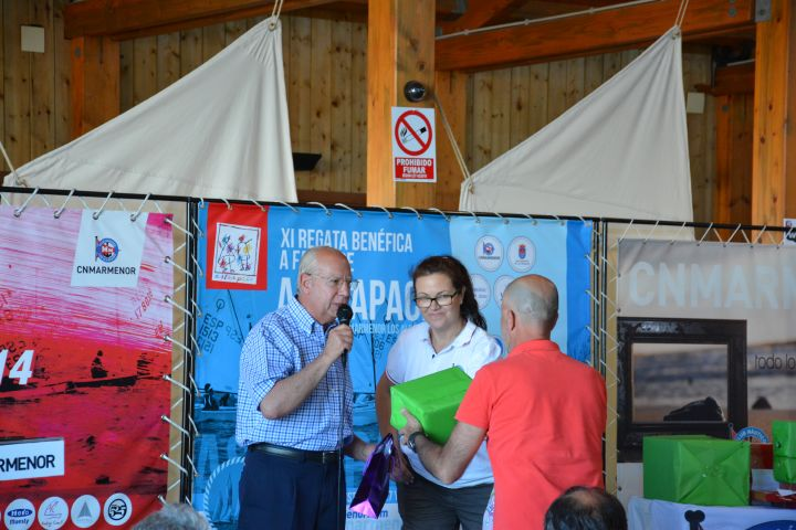 XI ASTRAPACE ENTREGA TROFEOS CRUCEROS 16/05/2015