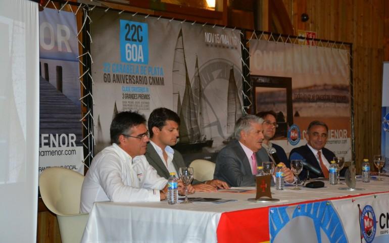Presentación XXII Trofeo Carabela