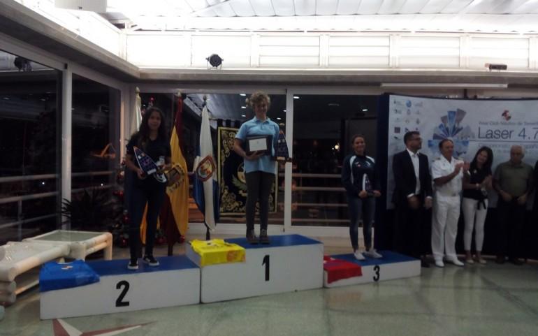 Campeonato de España Láser 4.7 – Tenerife 2015