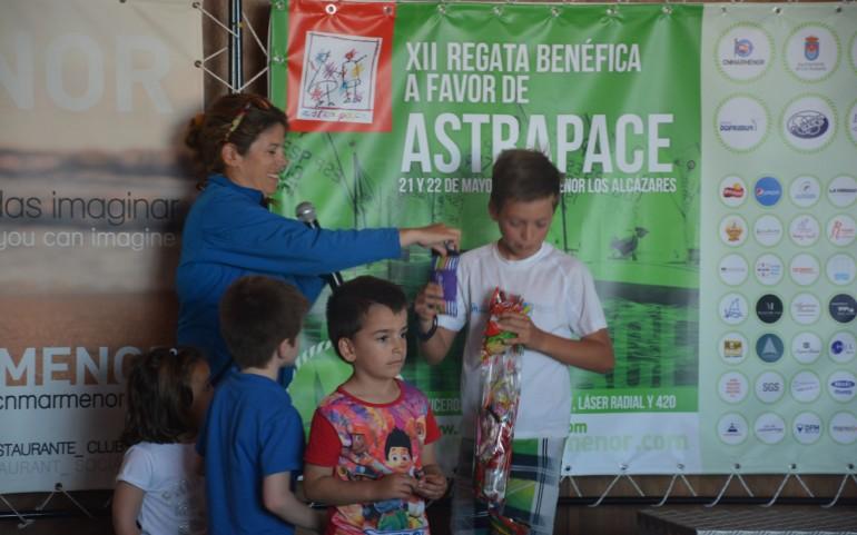 ASTRAPACE sorteo de regalos. Fotos JMFALGAS