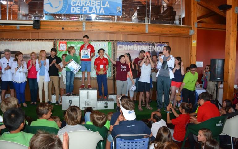 ENTREGA DE TROFEOS ASTRAPACE Y SORTEO. DOMINGO 22. JMFALGAS