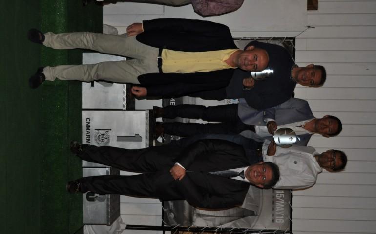 XXII Carabela de Plata Entrega de Trofeos