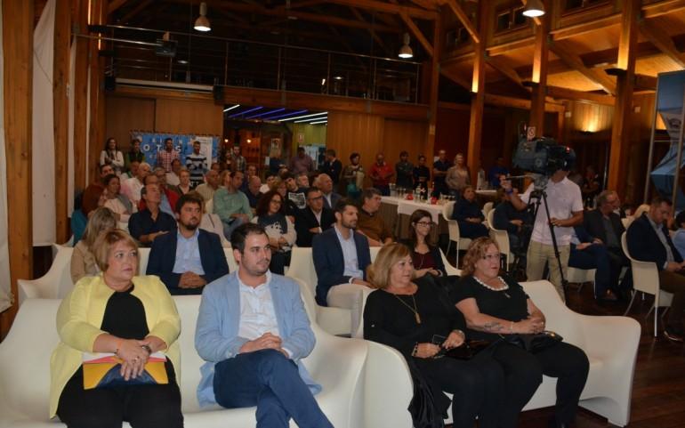 Presentación XXIII Trofeo Carabela de Plata. VIDEO FERNANDO
