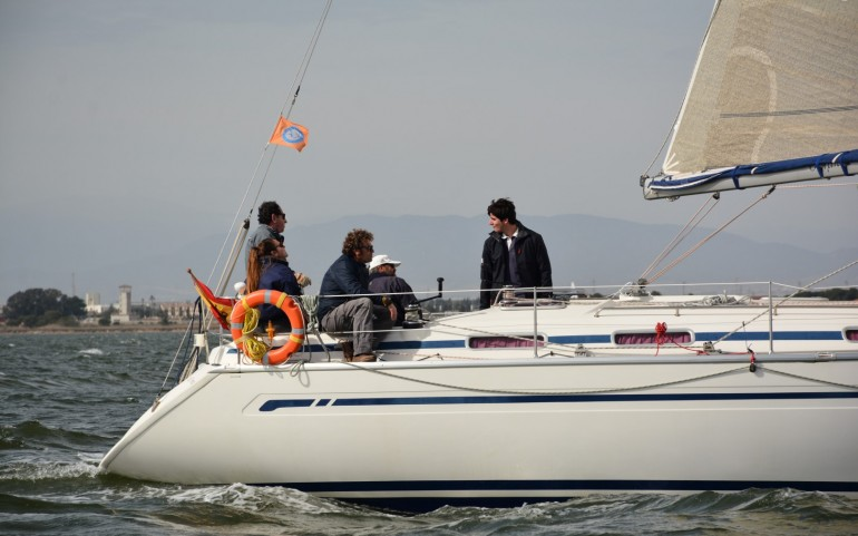 """1ª prueba del G.P. Estrella de Levante y 4ª del """"Carabela"""" 4 febrero (Fotos: J.Mª Falgas)"""