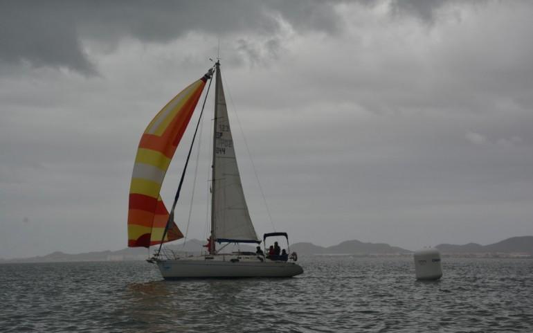 """2ª prueba del G.P. Estrella de Levante y 5ª del """"Carabela"""" 4 marzo (Fotos: J.Mª Falgas)"""
