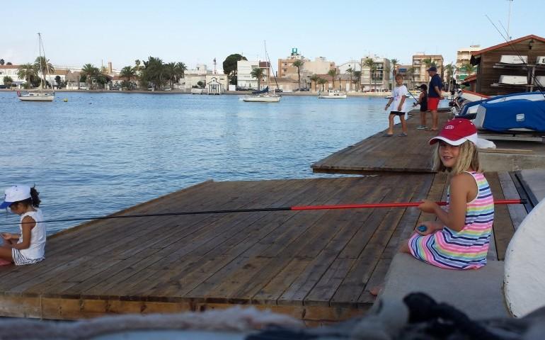 Campeonato de Pesca Infantil Verano 2017