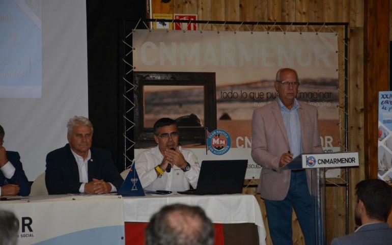 Presentación oficial del XXIV Trofeo Carabela de Plata (Fotos: Toñi – CNMM)