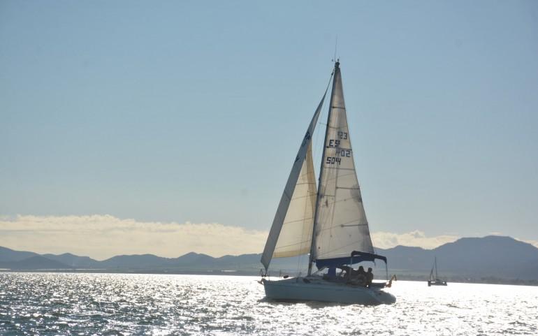 """10ª Travesía del Turrón """"Virazón-Charter"""" (Fotos: José Mª Falgas y CNMM)"""
