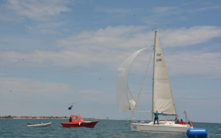 8ª prueba XXIV Trofeo Carabela de Plata – G.P. Ayto. Los Alcázares (Fotos:J.Mª Falgas)