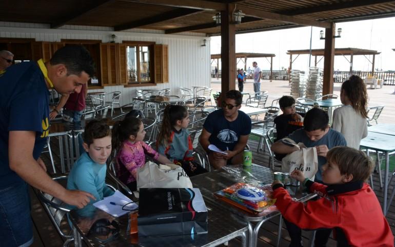 XIV Rgta Astrapace – sábado 19 – Cruceros, Optimist y Láser (Fotos: José Mª Falgas)