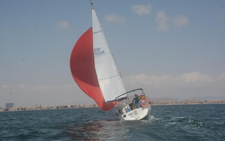 Reportaje regata #yosoydelmarmenor (Fotos competición: J.Mª Falgas y Barbacoa: Agus)