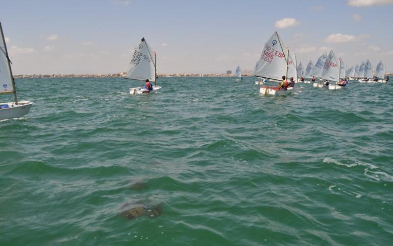 Jornada del sábado en el TAP del CN Mar Menor (Fotos: J.Mª Falgas)