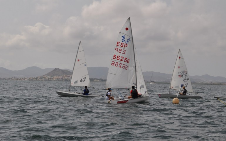 Jornada del domingo en el TAP del Mar Menor (Fotos: J.Mª Falgas)