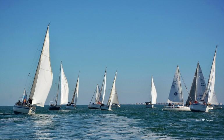 El XXV Trofeo Carabela de Plata comienza el 3 de noviembre con 40 cruceros