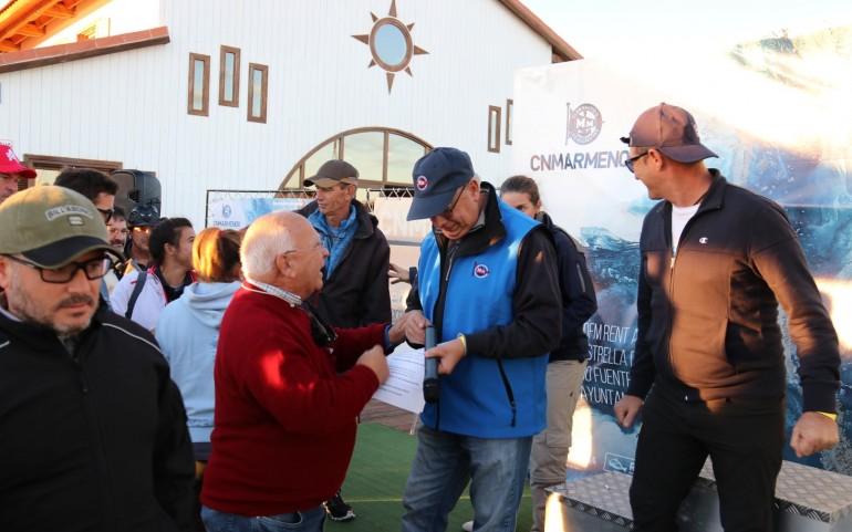 "Entrega trofeos y barbacoa ""G.P. DFM Rent a Car"" XXV Trofeo Carabela (Fotos: Damián Mtnez)"