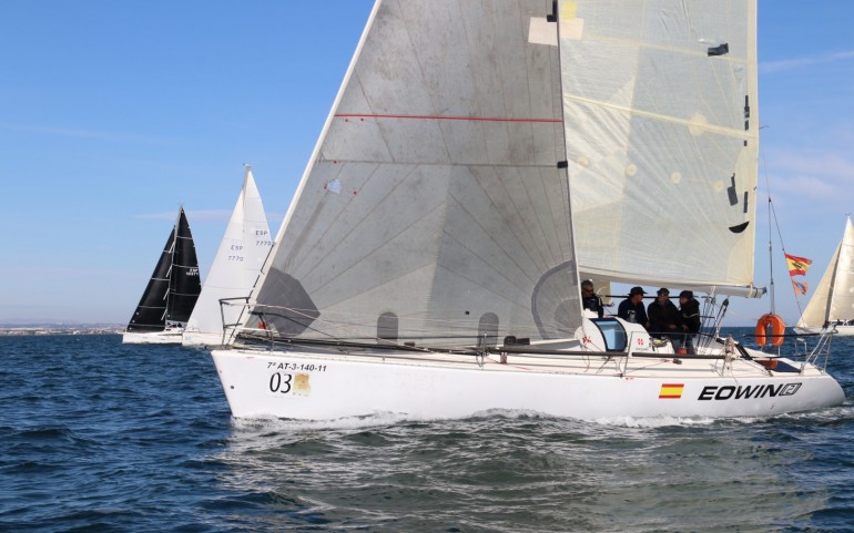 "2ª Rgtª XXV Trofeo Carabela de Plata ""Gran Premio DFM Rent a Car"" (Fotos: José María Falgas)"