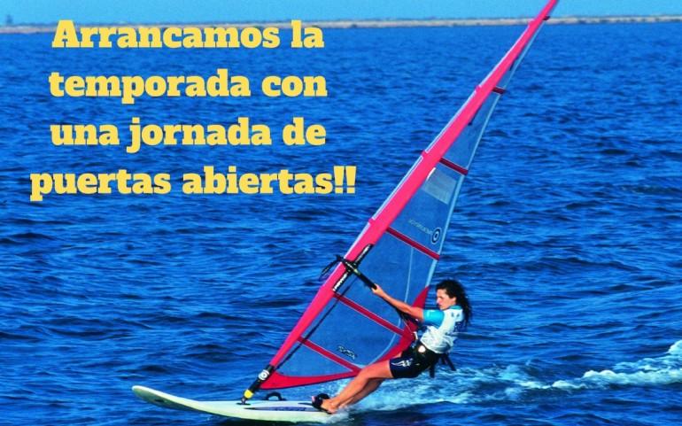 ¡¡JORNADAS DE PUERTAS ABIERTAS EN EL CNMARMENOR!! NO LO DUDES Y APÚNTATE