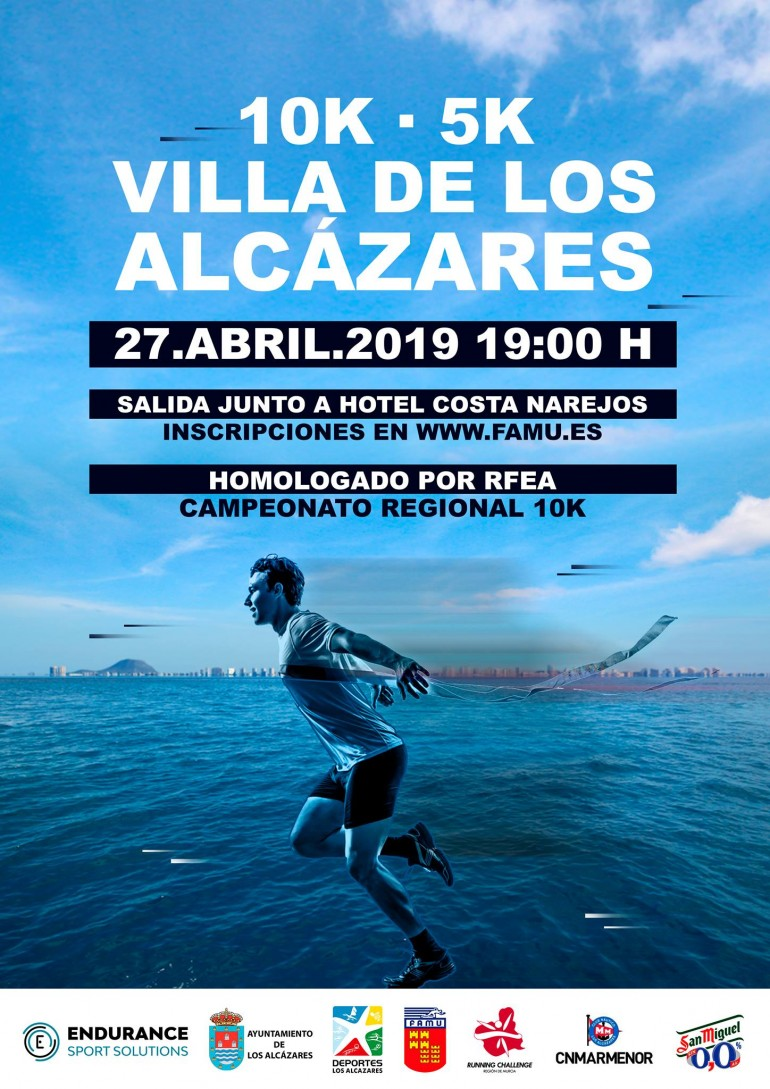 VII 10K-5K VILLA DE LOS ALCAZARES