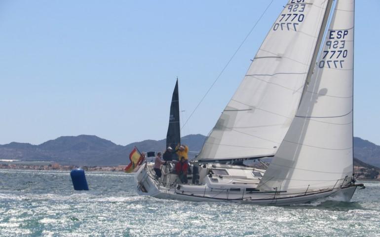 6ª prueba del  XXV Carabela de Plata, GP Ayto de Los Alcázares (Fotos: José Mª Falgas)