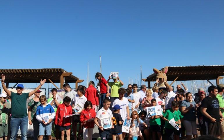 XV Regata Benéfica ASTRAPACE – 2ª jornada 19 mayo entrega de trofeos (Fotos: María)