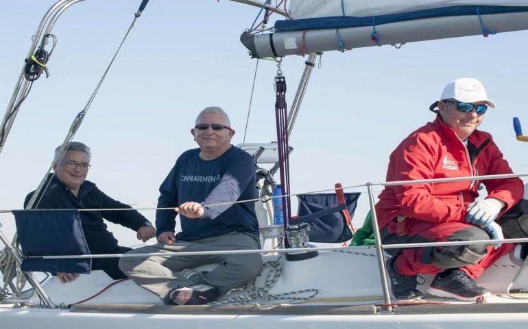 2ª prueba del XXVI Trofeo Carabela (Fotos: Damián)