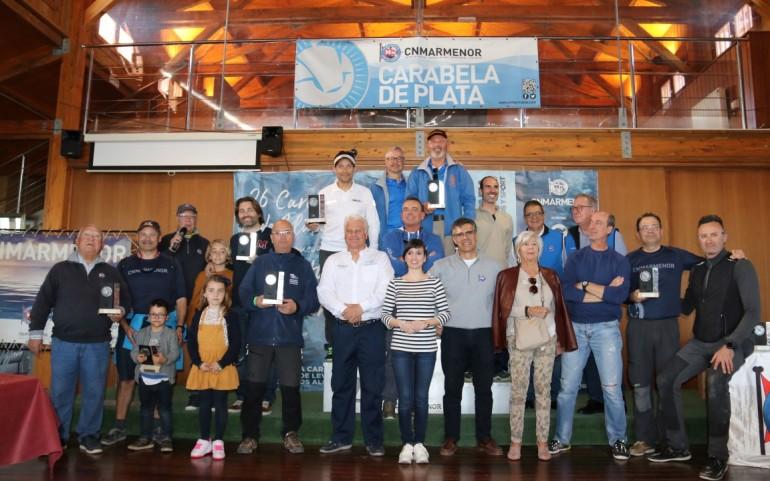 Entrega de trofeos GP Estrella de Levante con barbacoa (Fotos: Damián)