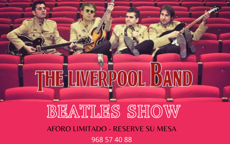 Vuelve THE LIVERPOOL BAND