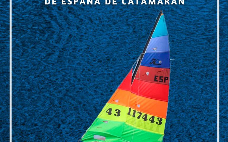 2020 Cpto. España Hobie Cat 16