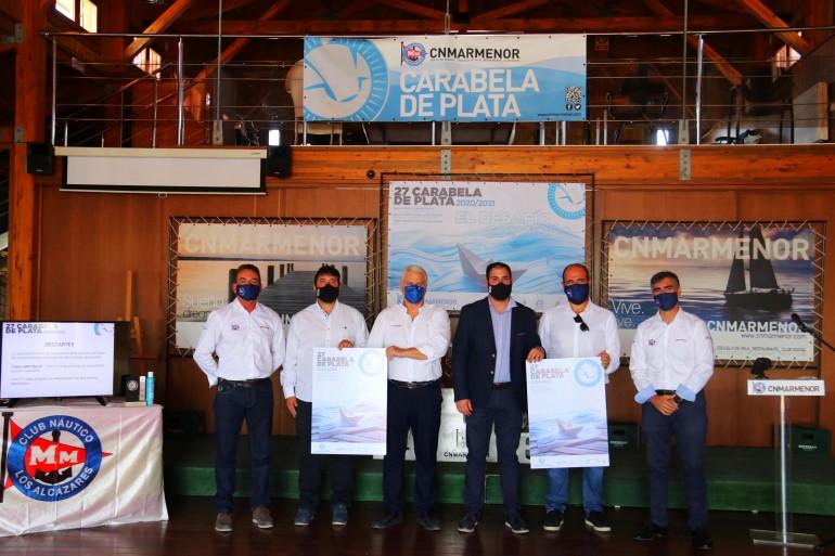 Presentado el XXVII Trofeo Carabela de Plata por primera vez telemáticamente