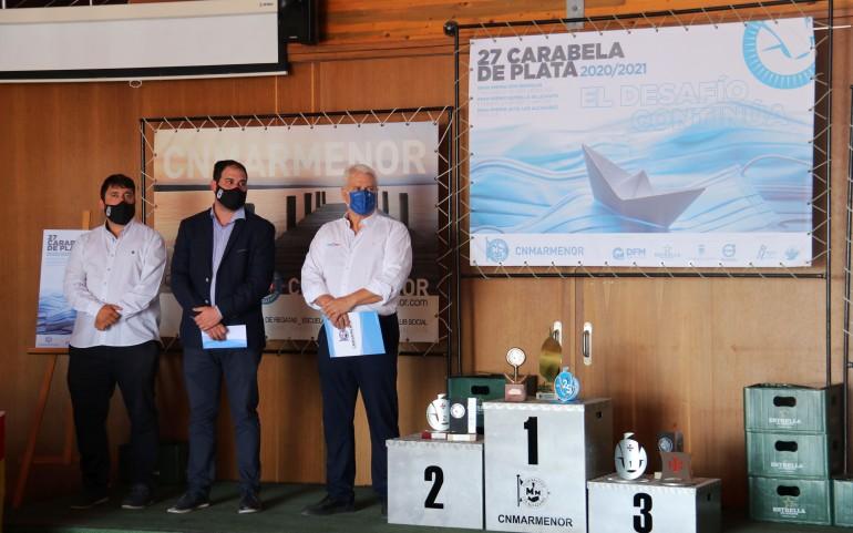 Acto de la presentación del XXVII Trofeo Carabela de Plata (Fotos: José Mª Falgas)