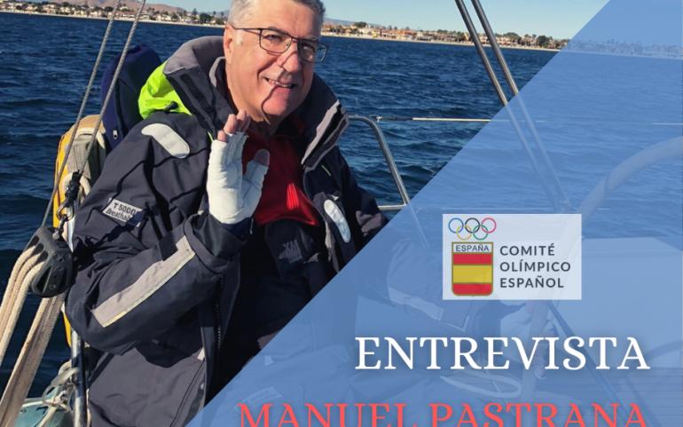 Entrevista Manuel Pastrana