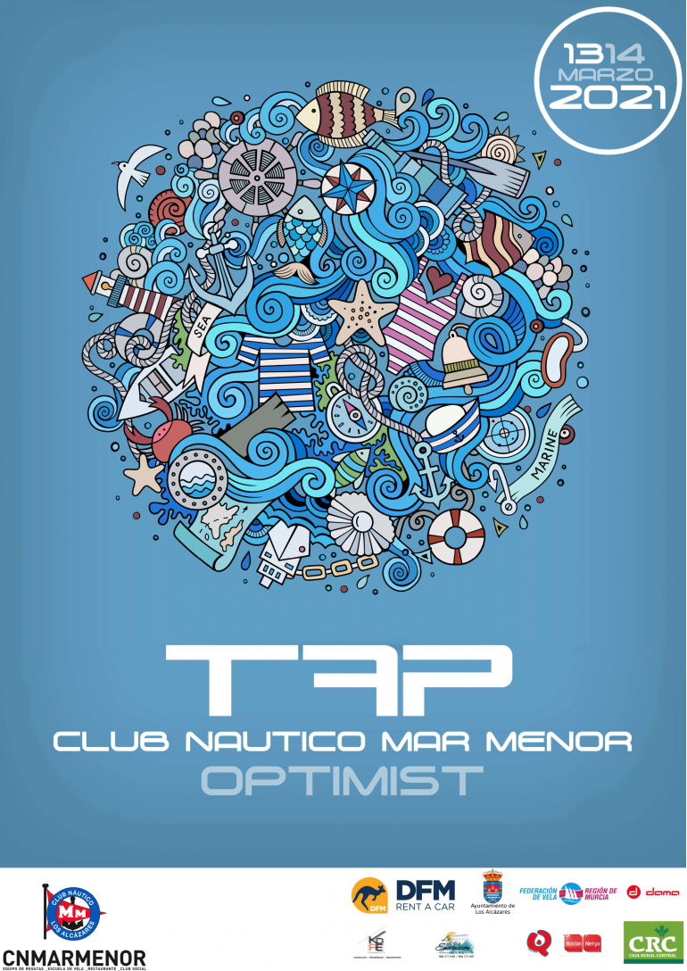 TAP de Optimist 13 & 14 de marzo