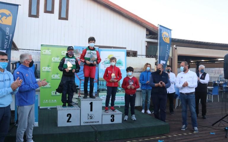 Entrega de trofeos del TAP de Los Alcázares disputado en seis mangas (Fotos: Toñi)