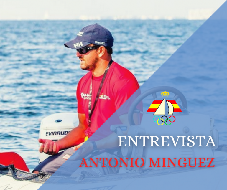 Entrevista Antonio Minguez