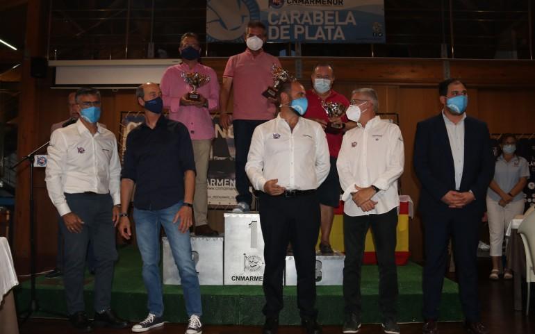Entrega de trofeos GP. Ayto Los Alcázares y General del 27º Carabela (Fotos: Damián)