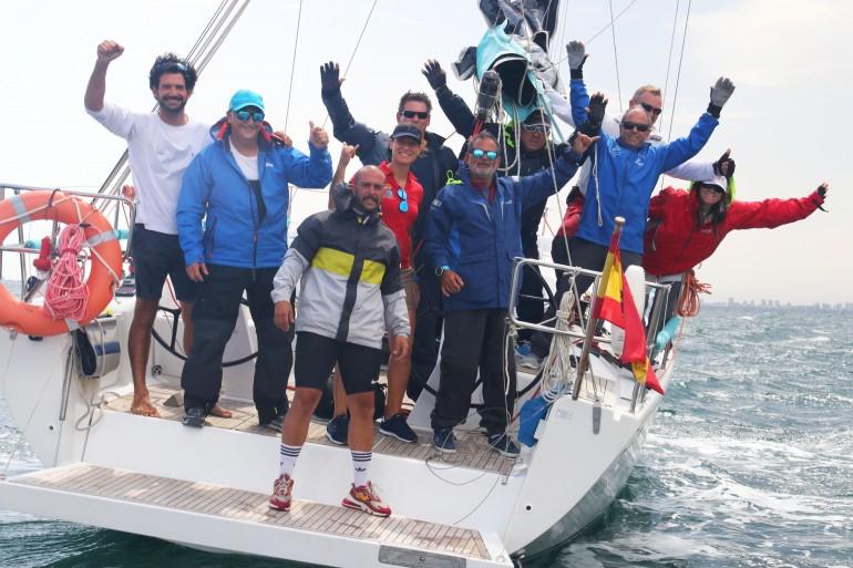 El 'OHANA' repite triunfo en la XXVII edición del Trofeo Carabela de Plata 2021 como también ganó en el año 2019