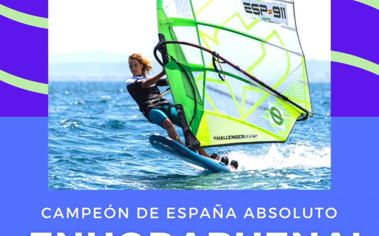 Álex López Campeón absoluto 2021