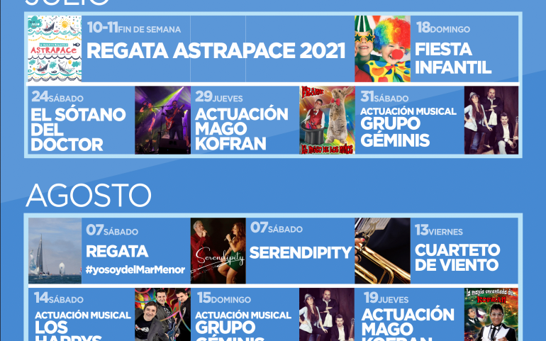 Actividades verano 2021