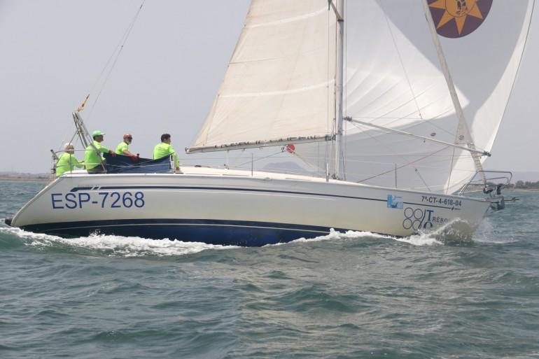 'Trébol Queen II', 'Alas de Zainoa', 'Cocotero', y 'SOS Mar Menor' ganan en ORC la XVI Regata ASTRAPACE del primer día