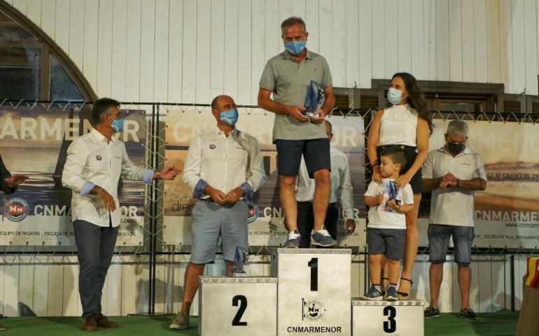Entrega trofeos regularidad, #yosoydelmarmenor & reconocimiento regatistas 2021 (Fotos: Damián)